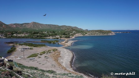 Bahia Conception, here the north end around Mulege