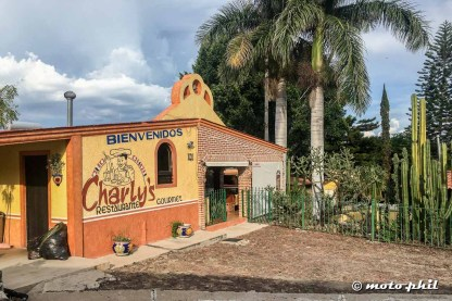 Charly's Restaurante in Santa Elena