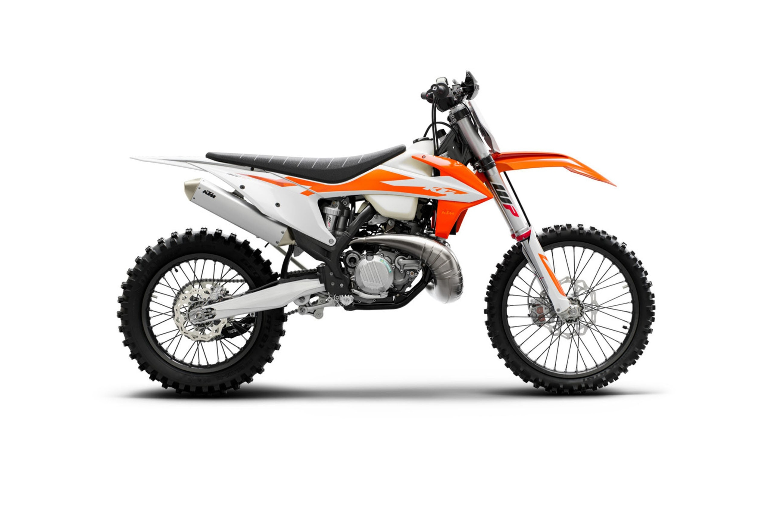 Ktm S Two Stroke 300 And 250 Xc Tpi Get Fuel Injected For