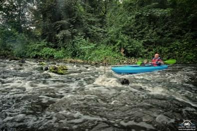 Górka rzeka w Żelazowej Woli