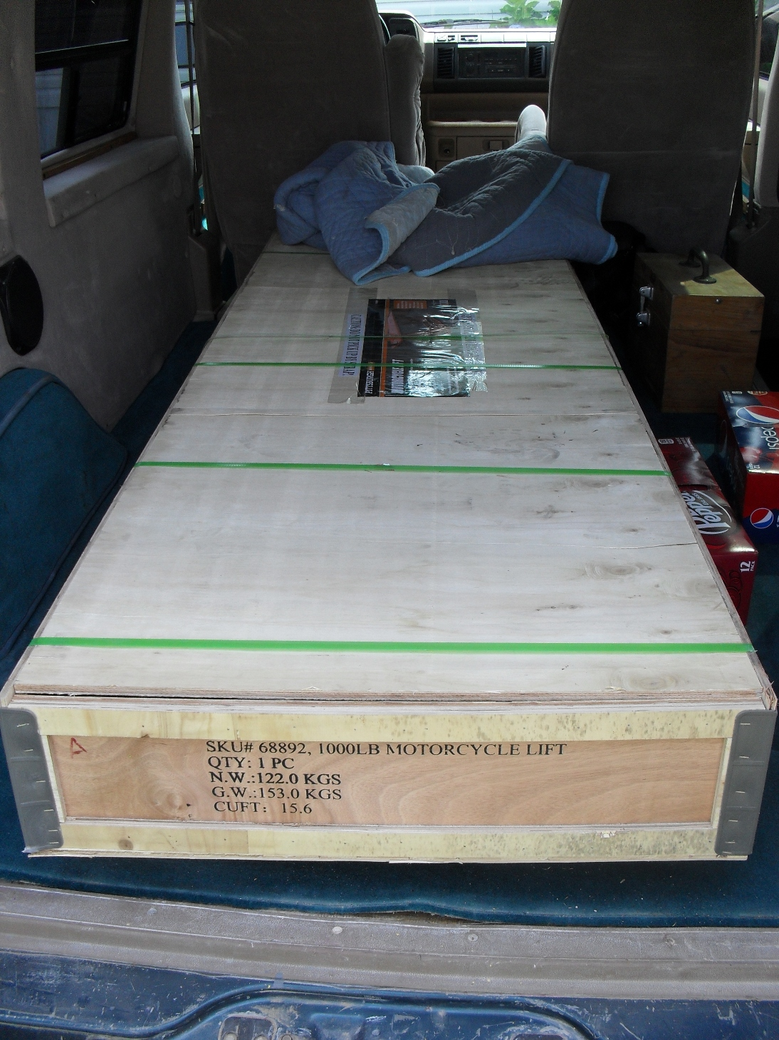 Habor Freight Truck Bed Extender