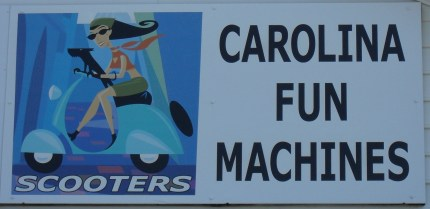 Carolina Fun Machines