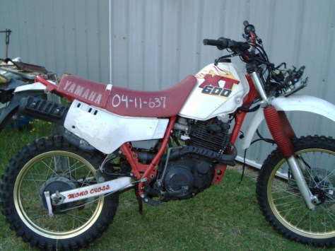 yamaha xt 600 motard car.gr