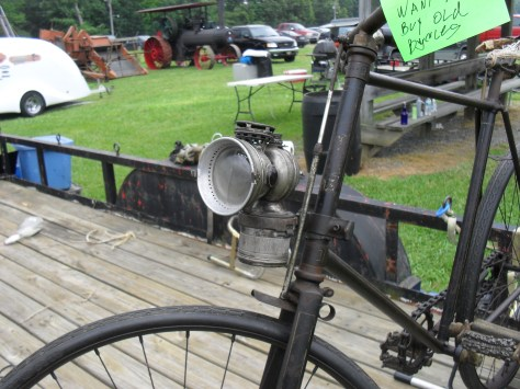 Carbide Bike Headlight