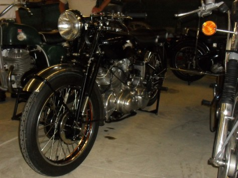 beautiful restored Vincent