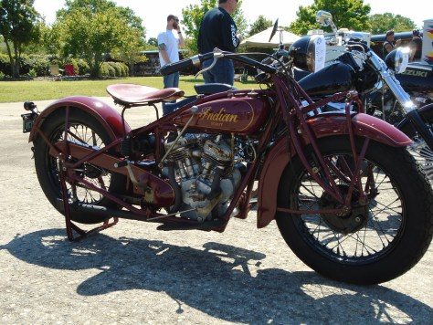 <1929 Indian Scout>