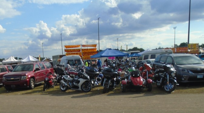 The 2015 National Bikers Roundup