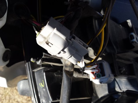 tee connector install a trailer hitch