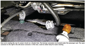 Diagnosing O2 Sensor Heater Circuit Failures   MOTOR