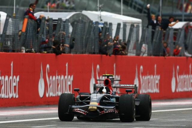 Resultado de imagen de gp italia 2008