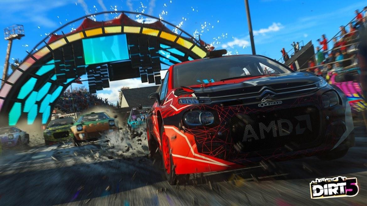DiRT 5 ya es oficial, llegará a PlayStation 5 y Xbox Series X - Motor.es