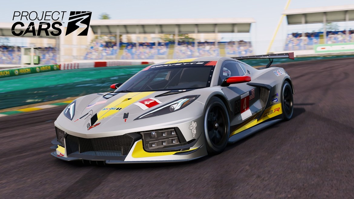 Project CARS 3 ya es oficial, llegará a PC, PlayStation 4 y Xbox One -  Motor.es