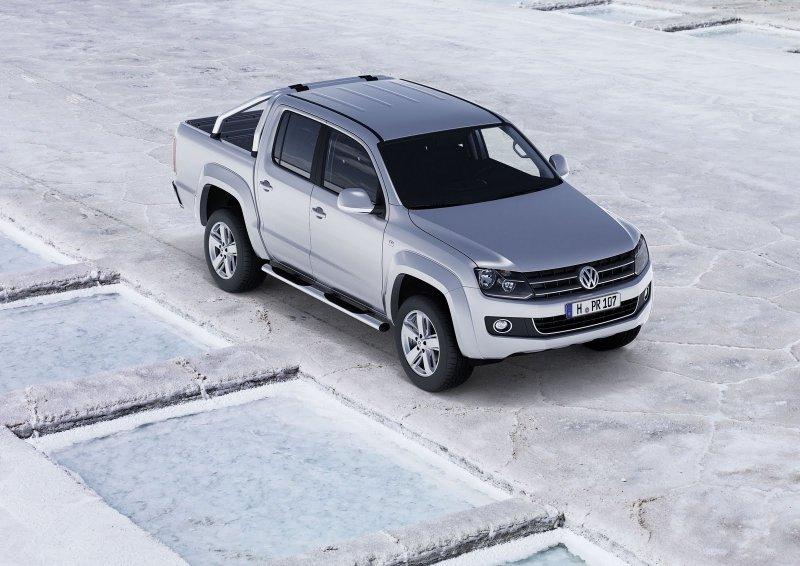 Primeros datos y fotos oficiales de la VW Amarok. - Fotografía 6767