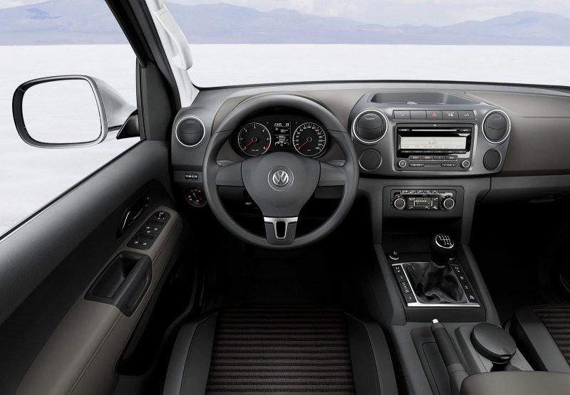 Primeros datos y fotos oficiales de la VW Amarok. - Fotografía 6769