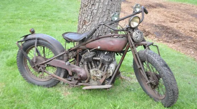 Indian 101 Scout 1931