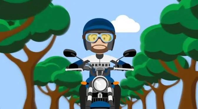 Yamaha Digital Ride Out-app
