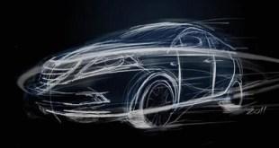 Lancia Ypsilon 2011 - teaser
