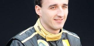 Motor-Robert Kubica