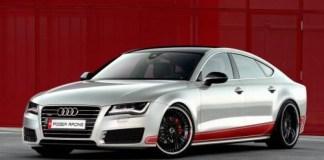Sistema motor-Audi A7
