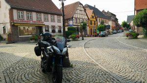 Motorräder in Ingwiller