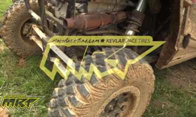 MotoRace Tire takes 1st and 2nd at Ultra4 Battle in the Bluegrass Dirty Turtle Off-road