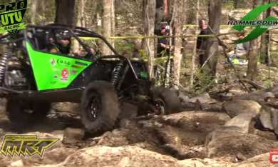 Tim Cameron rocks out on MotoRace Tires