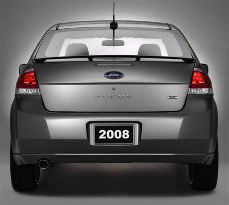 Salón de Detroit: Ford Focus 2008