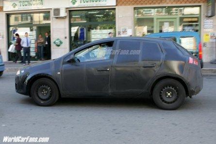Fotos espía: Fiat Bravo