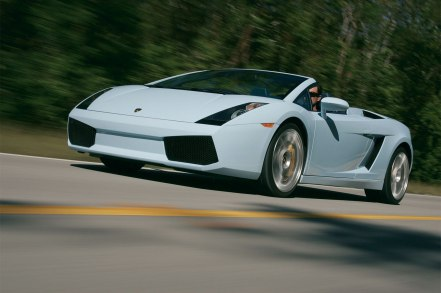"Top Gear concede el título ""Dream Car"" al Lamborghini Gallardo Spyder"