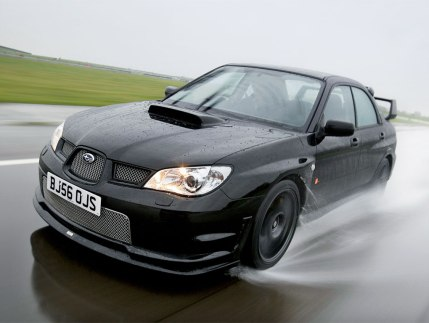 Subaru Impreza WRX STi Richard Burns