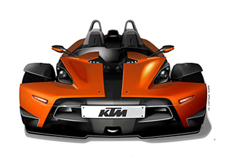 KTM muestra el X-BOW