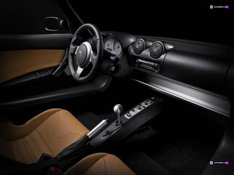 El deportivo eléctrico, Tesla Roadster