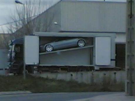 Alfa Romeo 169, fotos espía