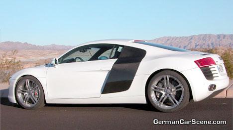 Galería de imágenes del Audi R8