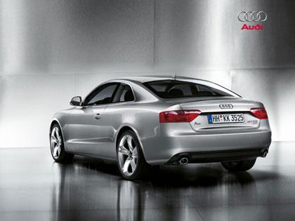 Audi levanta la manta: Desvelado el A5 antes del salón de Ginebra