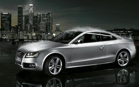 Fotos oficiales del Audi S5