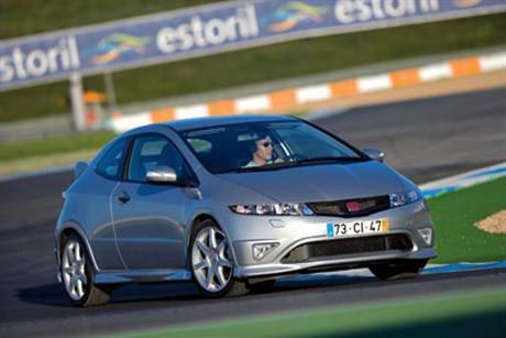 Precios del nuevo Honda Civic Type R