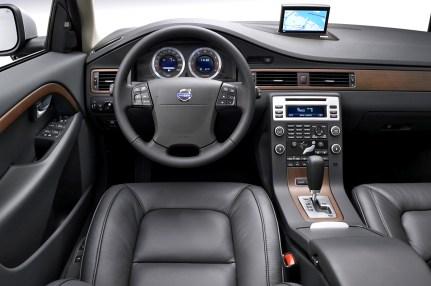 Volvo V70 Interior
