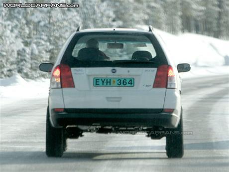 El SUV de Alfa Romeo, cazado