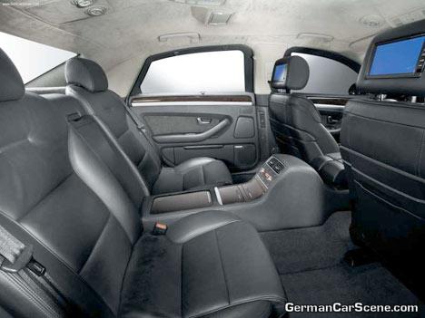 El Audi A8 más caro del mundo