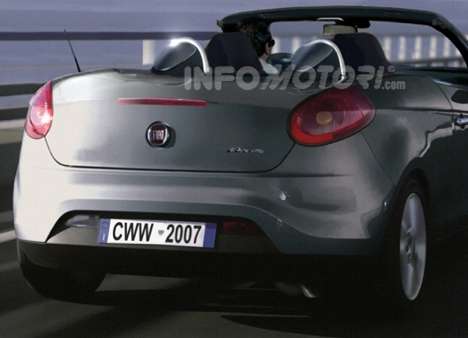 Fiat Bravo Cabrio