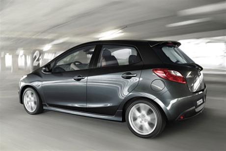 Mazda 2, más imágenes antes de Ginebra