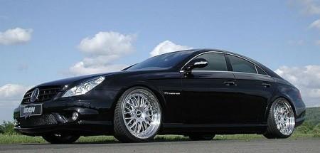 Mercedes CLS55 por Iden Design