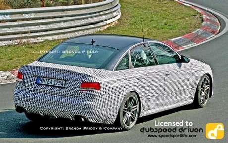 Audi RS6, cazado con todo su esplendor