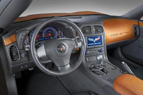 Nuevo Chevrolet Corvette LS3