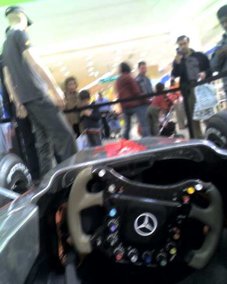 McLaren expuesto 3