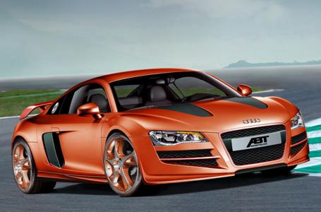 Audi R8 por ABT