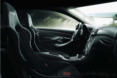 El misterio del Mercedes AMG en el salón Nueva York