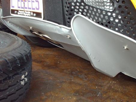 Lotus Elise accidente