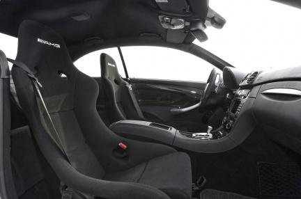 Revelado Mercedes Benz CLK 63 AMG Black Series